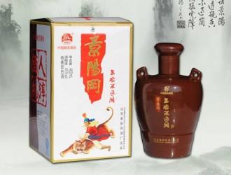 """阳谷""""景阳冈酒"""" 文化丰富"""